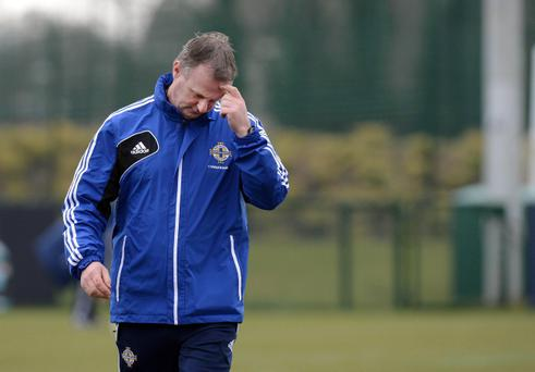 Michael O'Neill has gone a year without a win but can turn it around in this double header