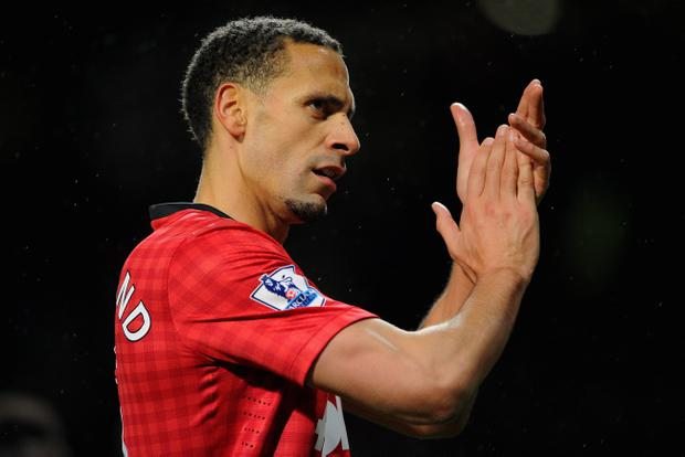 Rio Ferdinand will be a pundit on tonight's game for Al Jazeera