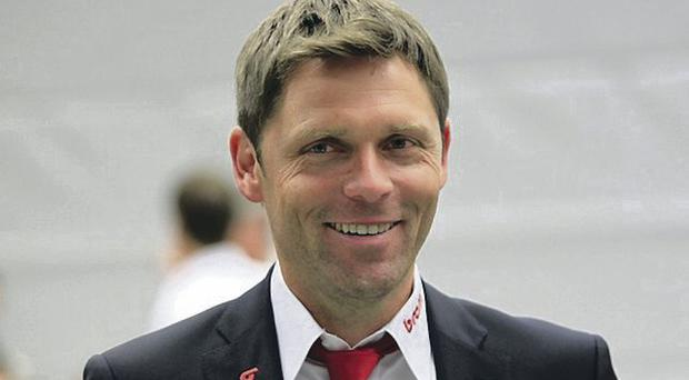 Luxembourg manager Luc Holtz