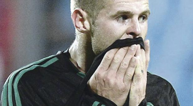In favour: Oliver Norwood has been a regular name on the Northern Ireland teamsheet under Michael O'Neill