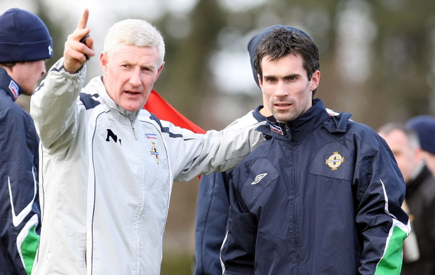 Keith Gillespie believes Nigel Worthington brought his international career to an end prematurely