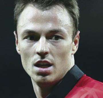 Class is permanent: Jonny Evans will shine says Jimmy Nicholl