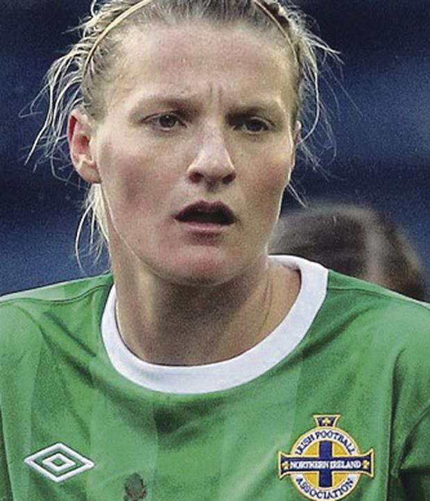 Ashley Hutton wants a Northern Ireland victory