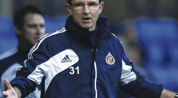 Martin O'Neill is favourite to succeed Giovanni Trapattoni