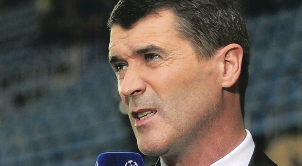 The FAI are set to appoint Martin O'Neill as Republic of Ireland manager with Roy Keane (pictured) as his assistant. The pair, who will be together in the ITV studio for tomorrow night's Champions League match between Real Sociadad and Manchester United, are expected to be confirmed as the Republic's 'dream' team on their return from Spain