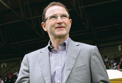 Martin O'Neill was the FAI's first choice to take over from Giovanni Trapattoni as Republic of Ireland manager