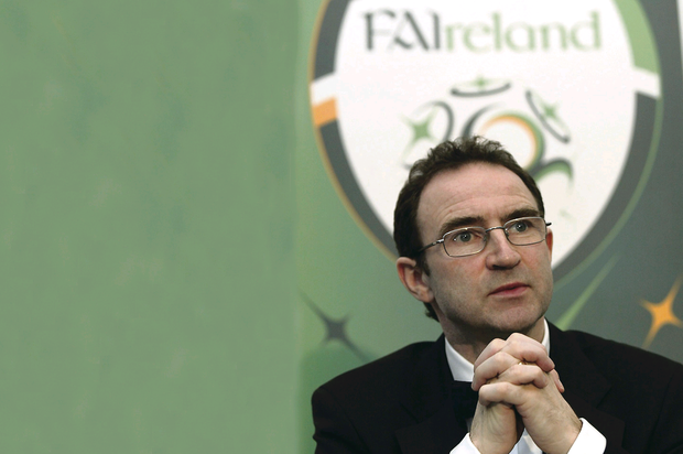 Martin O'Neill (pictured) and Roy Keane both played under Brian Clough