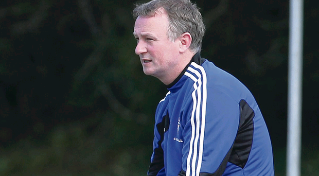 Michael O'Neill knows the importance of netting early points in qualifiers