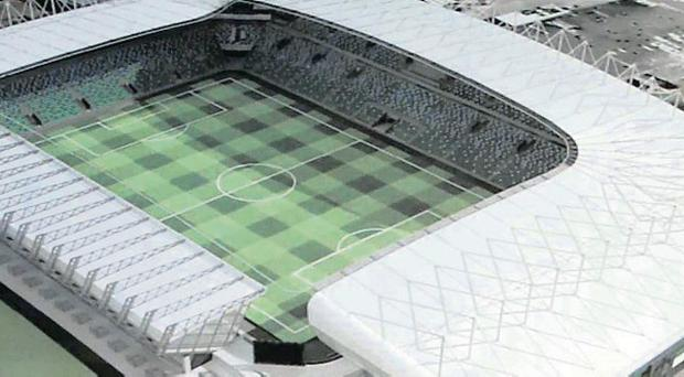 How Windsor Park will look in 2015