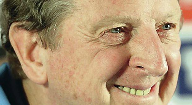 Roy Hodgson must name his World Cup squad in May