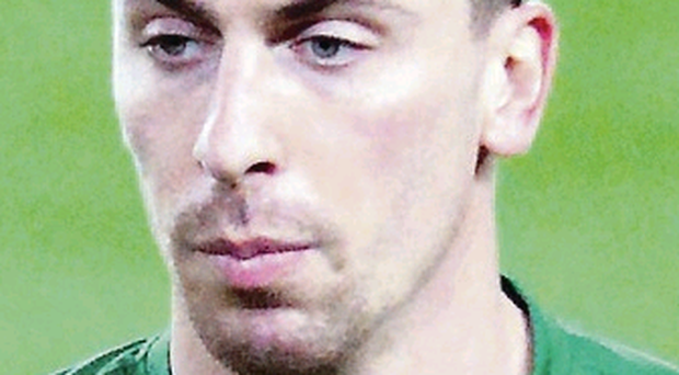Shock: Neil Lennon's Celtic exit surprised captain Scott Brown