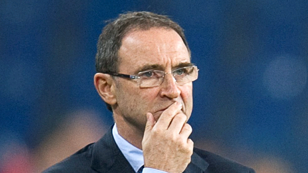 Republic of Ireland boss Martin O'Neill