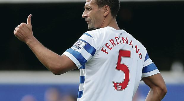 In the mix: Rio Ferdinand is a contender to be the English FA's candidate for the Fifa vice-president position