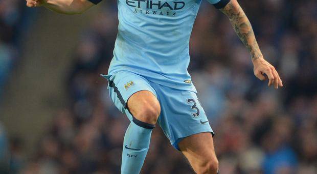 Turning point: Stevan Jovetic says City have new confidence