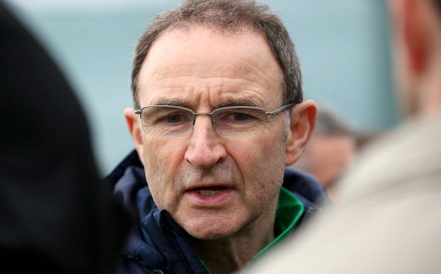 Bad memory: Martin O'Neill is desperate to move on