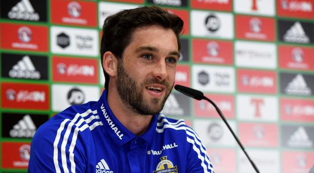 Terrifying: Will Grigg is in top form