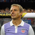 Admirers: Jurgen Klinsmann's past work has earned praise within the FA