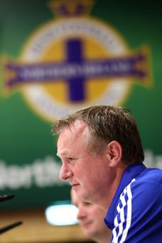 Joint winner: Michael O'Neill