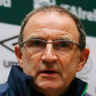 Tough task: Martin O'Neill