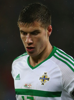 Persuasive: Paddy McNair had to convince Jose Mourinho to sell him