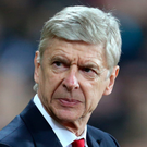 Unconvinced: Arsene Wenger