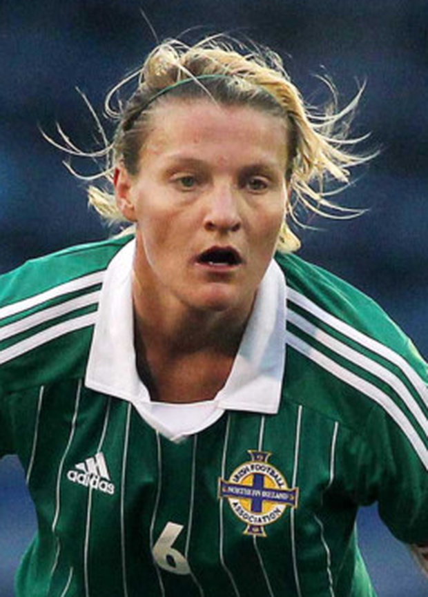 Northern Ireland's Ashley Hutton