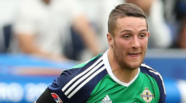 In form: Conor Washington has hit the goal trail for QPR