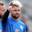 On the move: Ollie Norwood is set for a loan deal with Fulham
