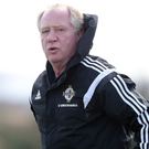 Northern Ireland assistant boss Jimmy Nicholl