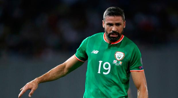 Big blow: Republic of Ireland will be without Jonathan Walters