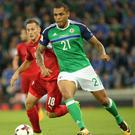 Fresh idea: NI may play Czech Republic again next year