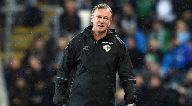 Up for it: Michael O'Neill is excited by the new Uefa Nations League tournament