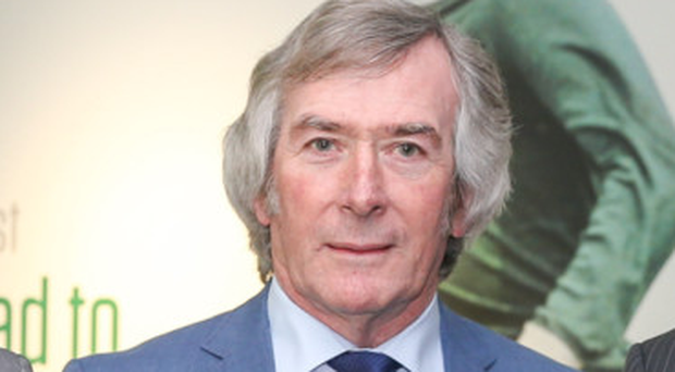 High standards: Pat Jennings