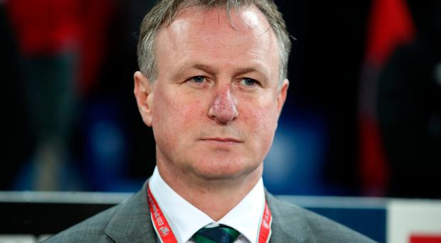It will be the first time that Michael O'Neill and Martin O'Neill have met as rival international managers.