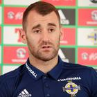 Insider view: Niall McGinn has been able to offer boss Michael O'Neill an insight into attacking threats South Korea will pose