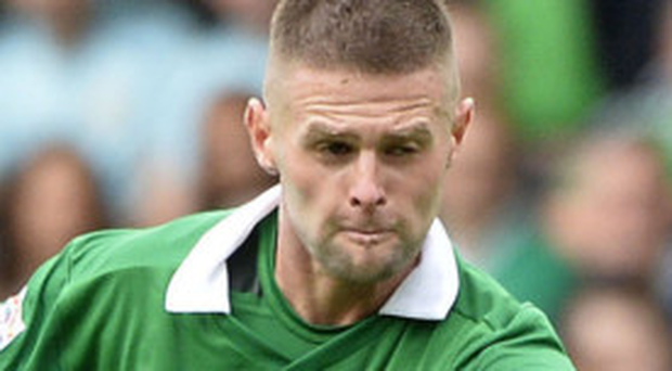 Tough luck: Oliver Norwood frustrated, but not downbeat