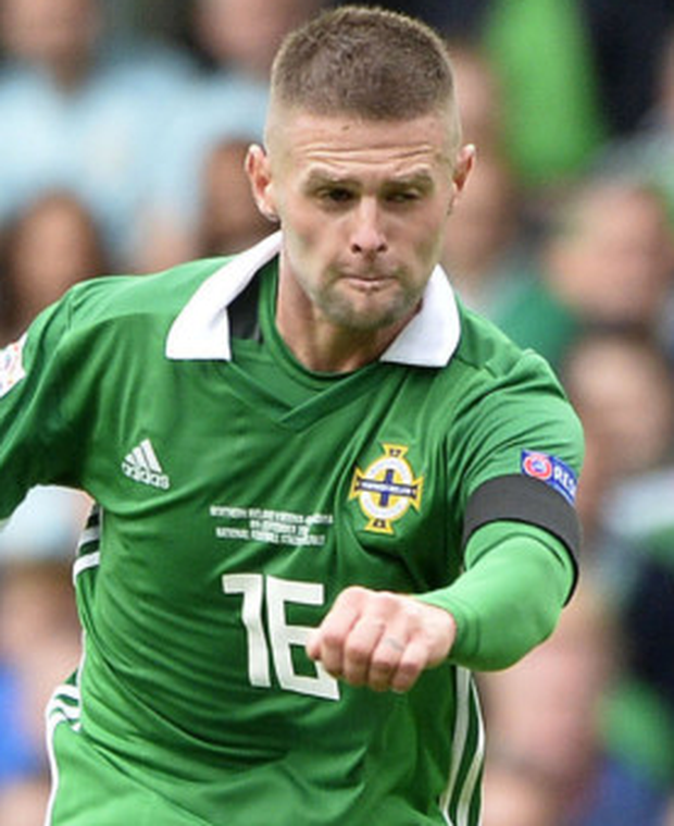 Sheffield United midfielder Oliver Norwood