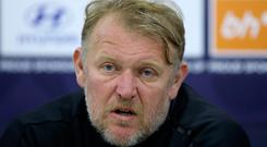Bosnia parted company with manager Robert Prosinecki ahead of next March's Euro2020 play-off clash with Northern Ireland.