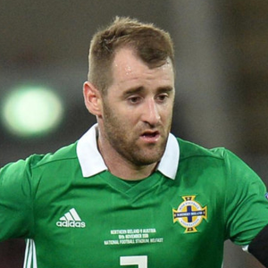 Relishing it: Niall McGinn can't wait for the Euro qualifiers
