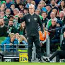 Tough circumstances: Mick McCarthy was only brought in to steady the ship ahead of a takeover