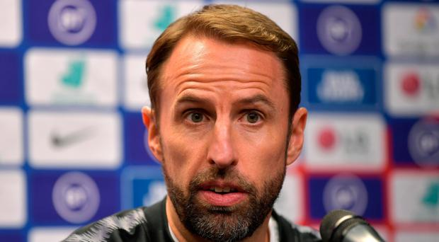 Well prepared: England manager Gareth Southgate
