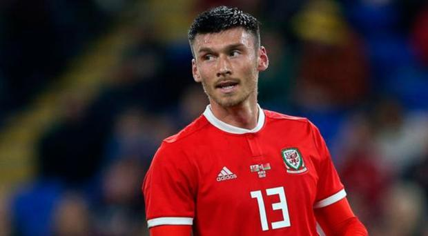 Career worries: Kieffer Moore