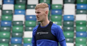 New chapter: Mark Sykes is now hoping for a Republic call-up