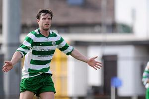 Donegal Celtic's Sean Cleary played while suspended
