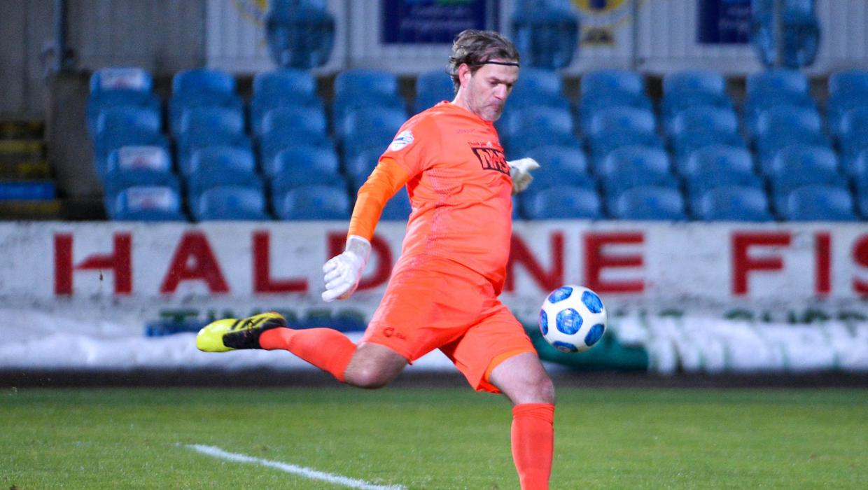 Rhyss Campbell nicks it for Dungannon Swifts as Roy Carroll returns with a  clean sheet - BelfastTelegraph.co.uk