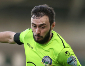 Welcome boost: Fra McCaffrey has been out since August