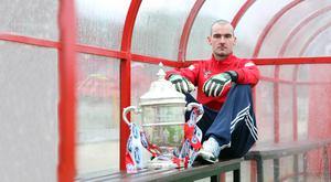 Final mission: Derry City keeper Ger Doherty is relishing his shot at FAI Cup glory