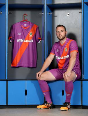 Supplied by Umbro, the 2020-21 kit is now on sale at the Online Superstore