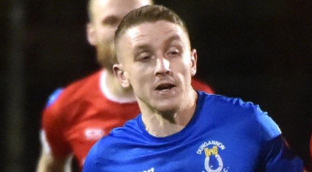 Potential: Ally Teggart feels Dungannon can improve