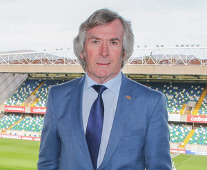 Cherished memories: Pat Jennings felt Jack Charlton was a fierce competitor